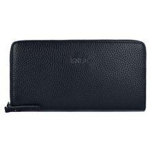 Bree Nola New 101 Geldbörse RFID Leder 19,5 cm schwarz Damen