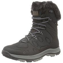 Jack Wolfskin Damen Thunder Bay Texapore Mid W Trekking-& Wanderstiefel, Schwarz (Phantom 6350), 36 EU