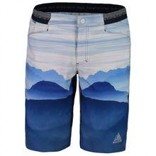 Maloja - GionM. Printed - Shorts Gr M;S grau/schwarz;blau/grau