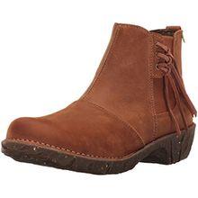 El Naturalista NF97 Pleasant Wood/Yggdrasil, Damen Chelsea Boots, Braun (Brown N12), 40 EU (7 UK)