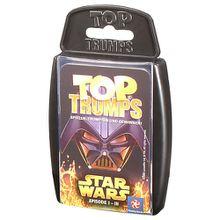 Top Trumps - Star Wars I-III