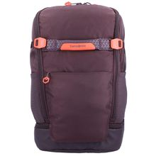 Samsonite Hexa-Packs Rucksack 50 cm Laptopfach lila