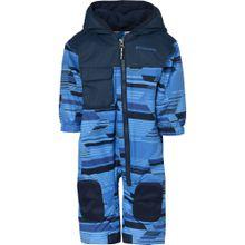 COLUMBIA Schneeanzug 'HOT-TOT' blau / marine