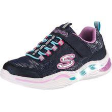SKECHERS Sneakers Low Blinkies POWER PETALS blau