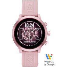 MICHAEL KORS ACCESS MKGO, MKT5070 Smartwatch (1,19 Zoll, Wear OS by Google, mit individuell einstellbarem Zifferblatt)