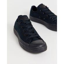 Converse - Chuck Taylor All Star Ox - Schwarze Sneaker - Schwarz