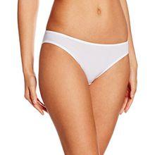 ESPRIT Bodywear Damen Slip 995EF1T927, Weiß (White 100), 36 (36)