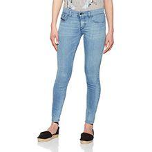 Diesel Damen Skinny Jeans Livier-Ankle, Blau (Medium Blue 084DA), W31