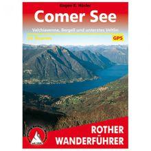Bergverlag Rother - Rund um den Comer See - Wanderführer 6. Auflage 2016