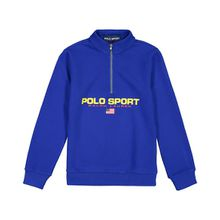 Polo Ralph Lauren Jungen-Sweatshirt - Blau (2T, 3T, 4T, 5, 6, 7, L, M, S, XL)