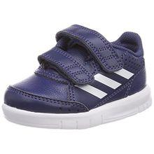 adidas Unisex Baby AltaSport Cloudfoam Sneaker, Blau (Noble Indigo/Footwear White/Hi-Res Orange), 24 EU