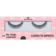 Essence Augen Wimpern Lashes To Impress Nr. 04 The Mega Volumizer 1 Stk.