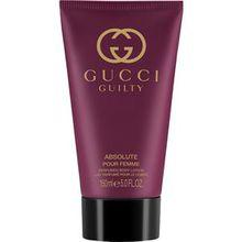 Gucci Damendüfte Gucci Guilty Absolute Body Lotion 150 ml