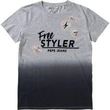 Pepe Jeans T-Shirt JIMU für Jungen grau