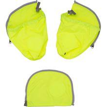ergobag Zubehör pack Seitentaschen Zip-Set Gelb