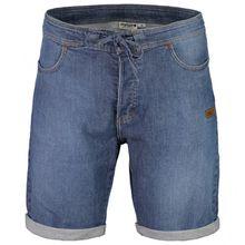 Maloja - BrentschM. - Shorts Gr W30 blau/grau