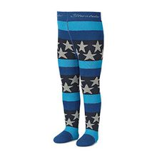 Sterntaler - Jungen Strumpfhose Thermo Strumpfhose mit Sternen von Sterntaler, mittelblau - 8721700mb - 68mittelblau