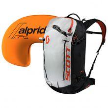 Scott - Pack Backcountry Patrol AP 30 Kit - Lawinenrucksack Gr One Size schwarz/orange