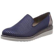 Jana Damen 24608 Slipper, Blau (Navy), 41 EU