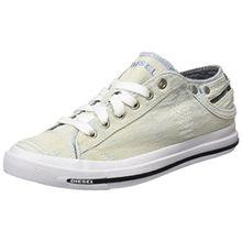 Diesel Damen Y00637 P1234 Sneaker, Blau (Indigo/Blue T6067), 38 EU