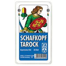 Schafkopf/Tarock, bayrisches Bild