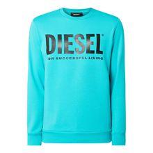 Sweatshirt mit Logo-Print Modell 'Division'
