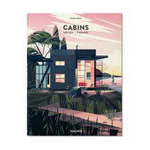 TASCHEN Deutschland TASCHEN Verlag - Cabins / Hütten (deutsch / englisch / französisch)