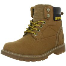 Caterpillar WILLOW P305056, Damen Fashion Halbstiefel & Stiefeletten, Braun (Chestnut Nubuck), EU 41 (US 8)