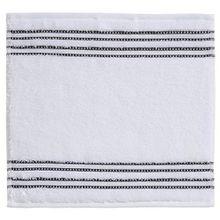 Vossen 1153240030 Cult de Luxe Waschlappen/Seiftuch, 30 x 30 cm, weiß