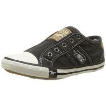 Mustang 5803-405-9, Unisex-Kinder Sneakers, Schwarz (9 schwarz), 33 EU