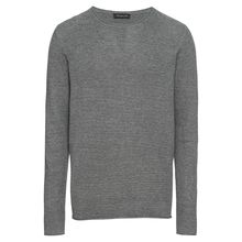 SELECTED HOMME Pullover ROCKY Pullover hellgrau Herren