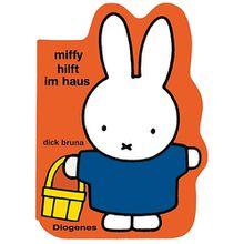 Buch - Miffy hilft im Haus