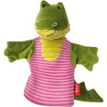 Handpuppe Krokodil, Sweety, 26cm (41330)