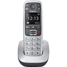 Gigaset »E560« Schnurloses DECT-Telefon (Mobilteile: 1)
