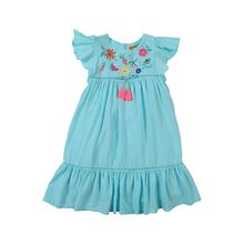 STACCATO Kleid Jerseykleider hellblau Mädchen Kinder
