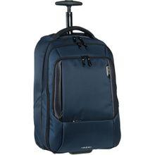 Samsonite Rucksack-Trolley Cityscape Tech Backpack Wheeled 17.3'' Space Blue (30 Liter)