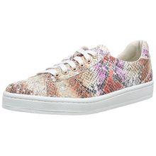 ESPRIT Gwen Python LU, Damen Sneakers, Braun (235 Caramel), 38 EU