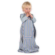 Merino Kids Schlafsack aus organischer Baumwolle für Babys, 0-2 Jahre, Wacholdergrün