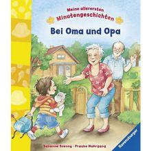 Buch - Meine allerersten Minutengeschichten: Bei Oma und Opa
