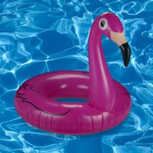 Schwimmring Flamingo pink