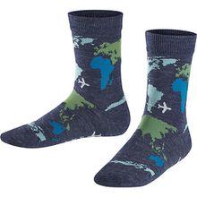 Socken World Camo  blau Jungen Kleinkinder