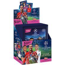 UEFA Champions League 2019/2020 Sammelsticker bunt
