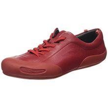 CAMPER Damen Peu Senda Sneaker, Rot (Medium Red 610), 40 EU
