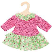 Kleid Blumi Gr. 28-35 cm Puppenkleidung