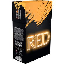 Redken Herren Brews Happy Holidays Geschenkset 3-in-1 Shampoo 300 ml + Work Hard Moulding Paste 100 ml 1 Stk.
