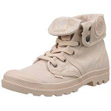 Palladium Damen Pallabrouse Baggy Sneaker, Pink (Rose Dust/Silver Birch), 41.5 EU
