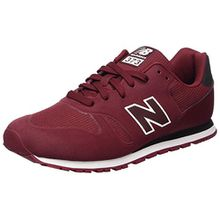 New Balance Unisex-Kinder Sneaker, Rot (Burgundy), 39 EU (6 UK)