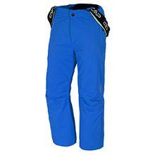 CMP Campagnolo Skihose Kinder wasserdicht Hosenträger für Snowbaord, Ski-und-Schlittenfahren Sondermodel Tjorven in vielen Farben, Farbe:Royal Blau, Größe:164