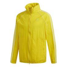 ADIDAS ORIGINALS Jacke 'Windbreaker' gelb / weiß