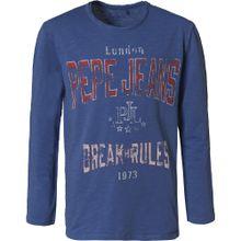 Pepe Jeans Shirt 'Owen' dunkelblau / mischfarben